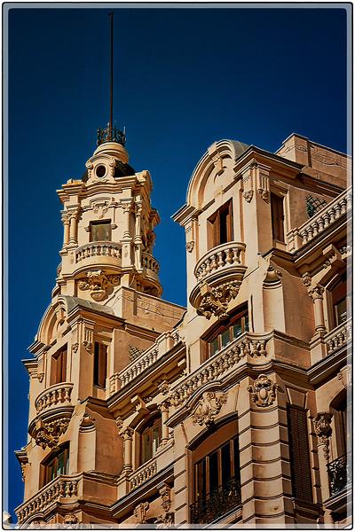 Renaissance Architecture, Madrid, Sapin