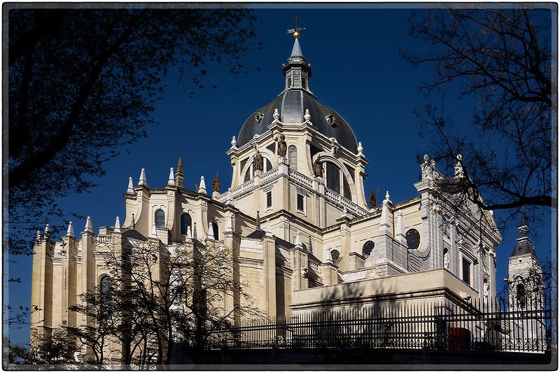 Catedral de la Almudena, Madrid, Spain