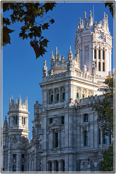 Palacio del Correo, Madrid, Spain