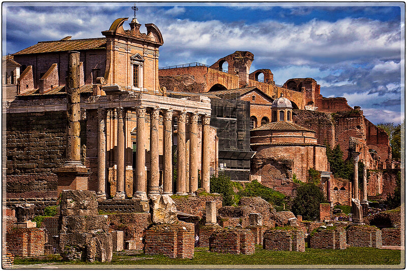 Old Rome, Southern Rome, Italy