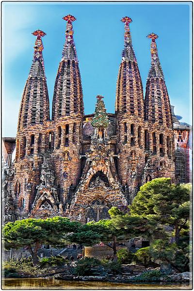 Catedral de la Sagrada Familia