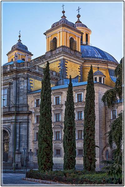 Torres y Olmos, Madrid, Spain