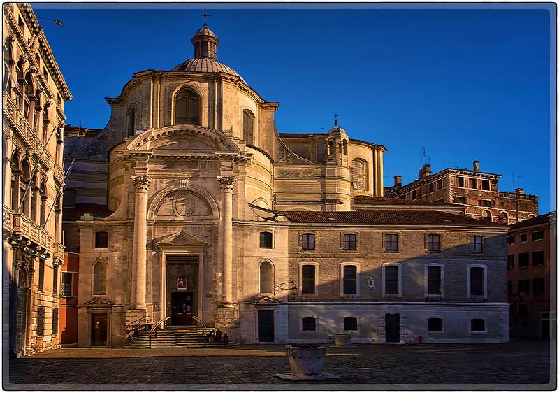 San Geremia Church, Venice, Italy