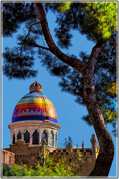 Parroquia de Santa Teresa, Madrid, Spain