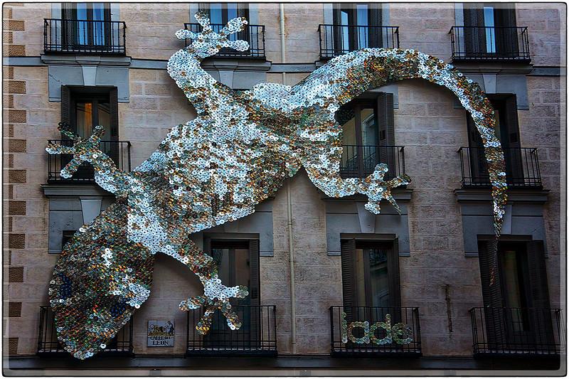 CD Art, Madrid, Spain