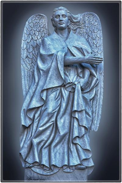 Guardian Angel, Madrid, Spain