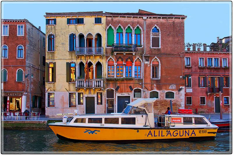 Alilaguna, Venice, Italy