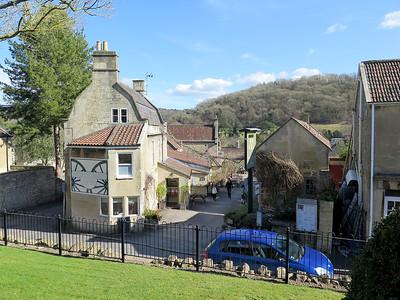 Wheelwright's Arms, Monkton Combe, Somerset.
