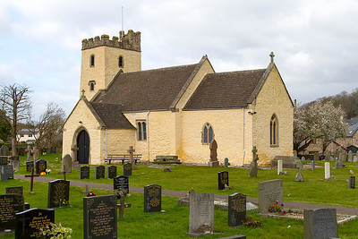 Portskewett church.