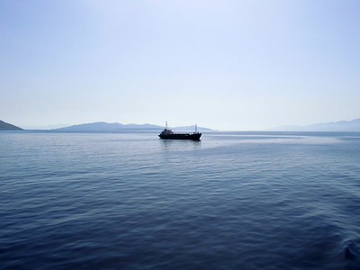 Aegean coaster.