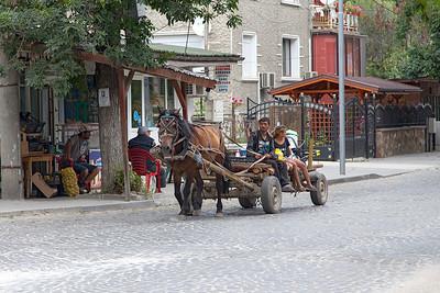 Velingrad, Bulgaria. July 2016.