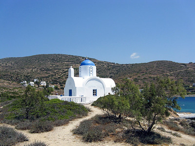 Church, Amorgos.