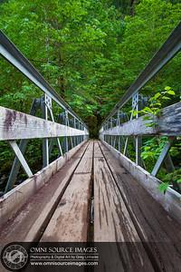 4.5 Mile Bridge Eagle Creek Trail Oregon
