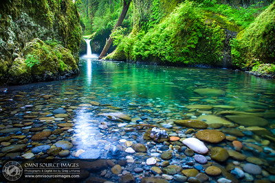 Punch Bowl Falls - Eagle Creek Trail, Oregon