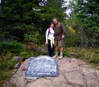 **Eagle Mountain, MN** Highpoint, Splitrock Lighthouse, and Tour of MN Fall Season September 25-27, 2009