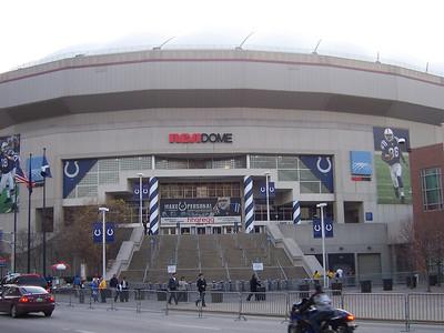 The RCA Dome.