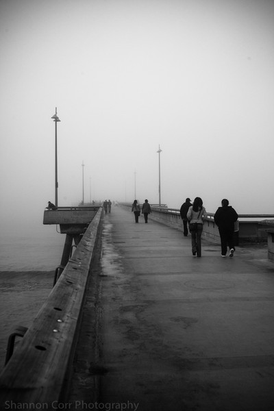 Early Morning on Venice Beach