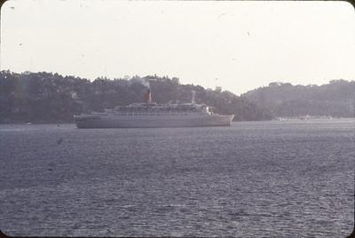 Queen Elizabeth II in the Bay