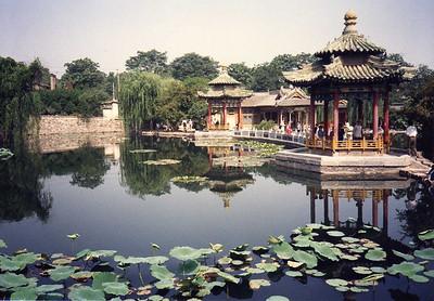 In Xian--Hua Zing Hot Springs