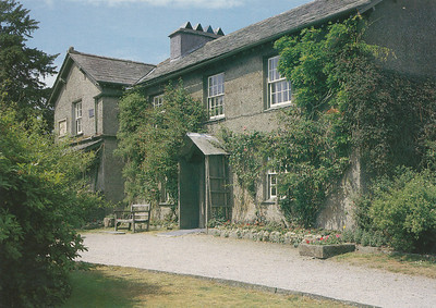 Hill Top, Beatrix Potter's Cottage at Near Sawrey