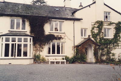Rydal Mount, Wordsworth's home 1813-1850