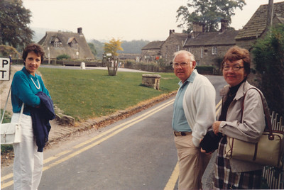 In the Yorkshire Dales with Frances