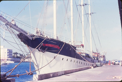 Windjammer in Nassau