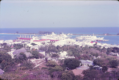 A view of the town