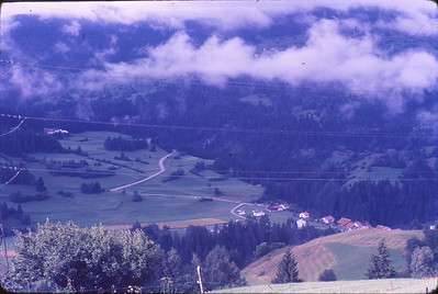 Julian Pass, Switzerland