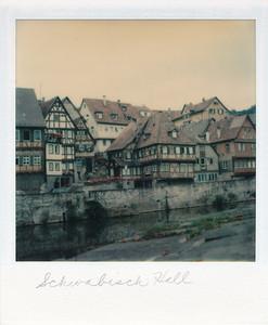 Schwabisch Hall scenes