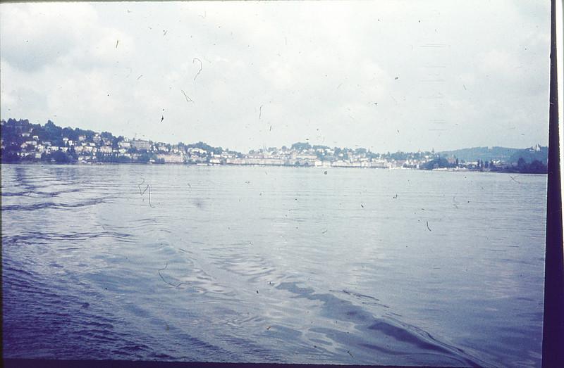 Views on Lake Lucerne