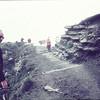 Fairly rugged climbing