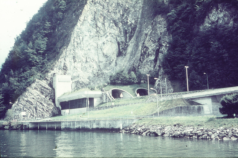 Roadway tunnels