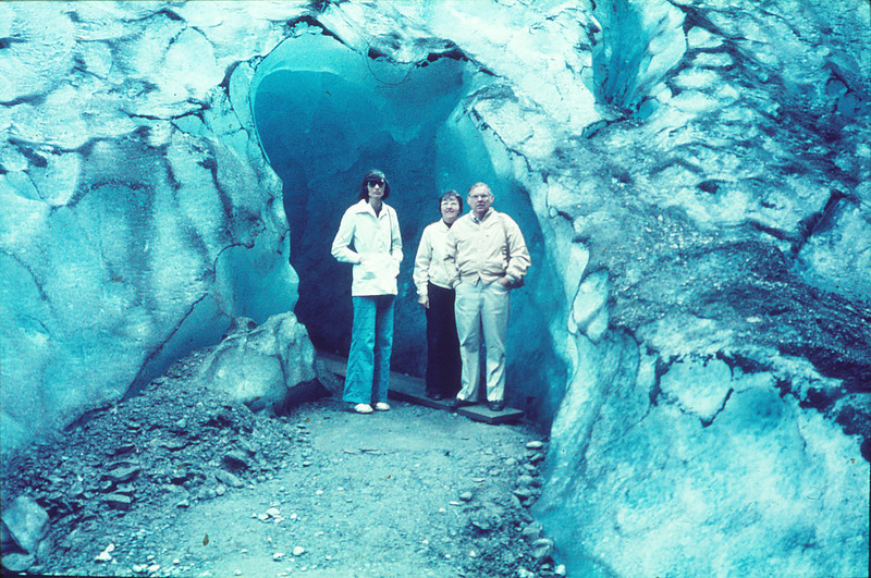 Oberglacier--an icy walk