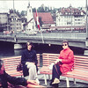On steamboat Uri at Lucerne, Switzerland