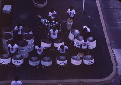 Steel Drum group