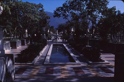 Big park area