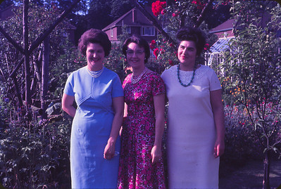 Three Pryce cousins