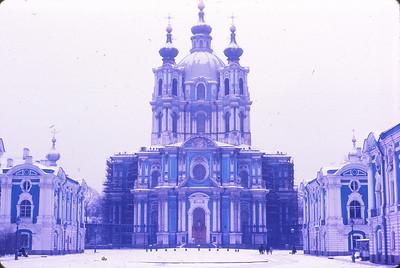 Smolny Monastery Cathedral