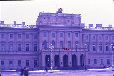Soviet District Headquarters