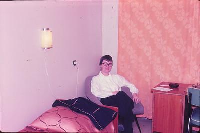 Our room in Tver Motel, Kalinin