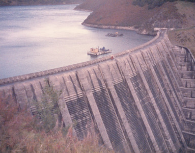 One of the dams