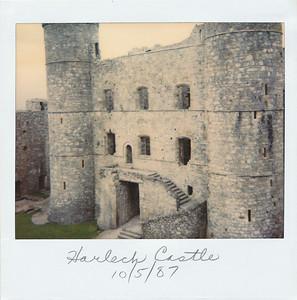 Harlech Castle