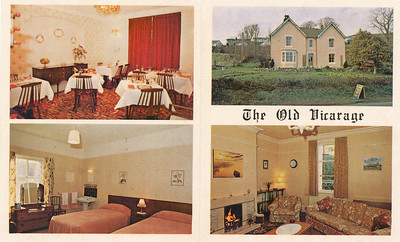 Old Vicarage scenes, where we had a family dinner