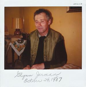 Glynn Jarman, our landlord