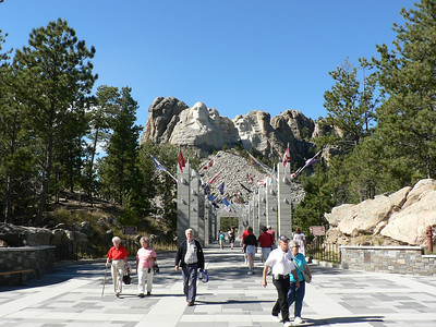 Mt Rushmore September 2006
