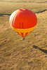 Ballon over Masai Mara