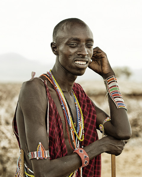 Masai Chief's Son