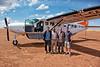 Leaving Masai Mara (Chris, Julius, Nestor, John)