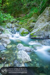 Sunol Ohlone Wilderness Little Yosemite Alameda Creek HDR